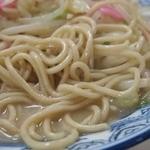 井手ちゃんぽん - 自家製麺はやっぱ美味しい
