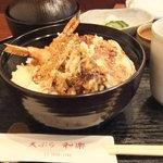 天ぷら 和楽 - 2012年11月