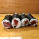 大和田鮨 - 地魚にぎり 鉄火巻き