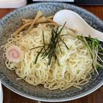 こだわり拉麺 一恭 - つけ麺(麺)