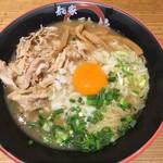 麺家 味勲拉 - 料理写真:誠らーめん 700円