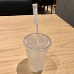 SETOUCHI檸檬食堂 - ランチに付くレモネード