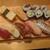 八幡鮨 - 料理写真:握り大盛り