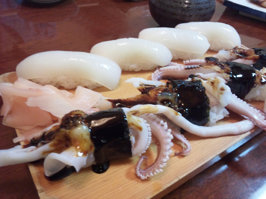 剣寿司 舎人店