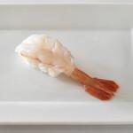 板前寿司 - 牡丹海老