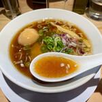 158189288 - 仄かに生姜の風味のするスープ