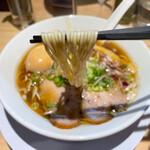 158189311 - 中細ストレート麺