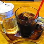 珈琲屋OB - アイスコーヒー