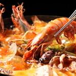 新羅ガーデン - 海の恵み!海鮮チゲ