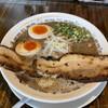 ちゅるるちゅーら - 料理写真:煮卵 炭焼チャーシュー麺