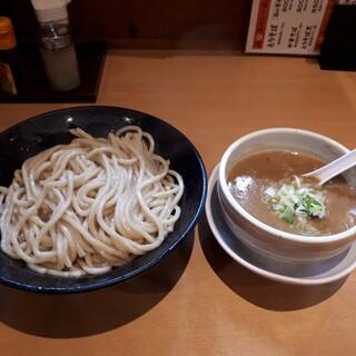 麺堂 稲葉 - 料理写真:つけめん醤油大盛り国産小麦麺1020円