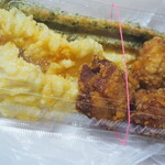 はなまるうどん - 天ぷらテイクアウト