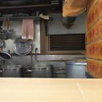 武蔵家 - 厨房