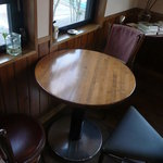 1582379 - テーブル席