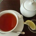 ヒカリノカフェ - 紅茶