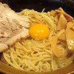 麺工房 茜 - 080418かま玉ラーメン