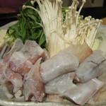 舞桜 - 河豚鍋