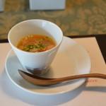 フォレストイン伊万里 レストラン - ミネストローネ