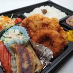 花さんぽ - 料理写真:日替わり幕の内弁当①