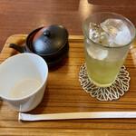 日本茶専門店 茶倉 - アイス煎茶
