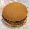 マクドナルド - 料理写真:スパイシービーフバーガー(200円)