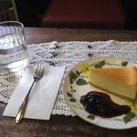 ララルー - 料理写真:NYチーズケーキ