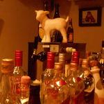 Bar Goat - 山羊の置物