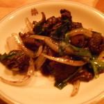 Bar Goat - カラジューリ 山羊のモツ煮
