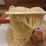 158210933 - 鯛塩そば+味玉
