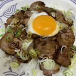 肉の御嵩屋 - 料理写真:自宅で、焼豚丼♪