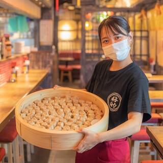 【挑戦者求ム】シューマイ100個早食い&大食いチャレンジ!