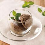 さかい珈琲 - ほうじ茶アイス