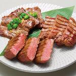 仙台牛たん けやき - 料理写真: