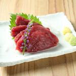 渋谷 道玄坂 肉寿司 -