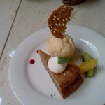Capo PELLICANO - 私の紅茶ケーキ