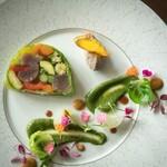 レストラン ヴィラージュ - 料理写真: