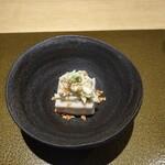 日本料理FUJI - 料理写真:落花生豆腐    蟹