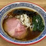 麺処 有彩 - 料理写真:醤油らぁめん