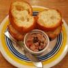 メルシー食堂キャトル - 料理写真:豚バラのリエット