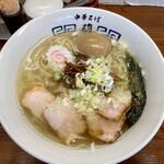 Chuukasobakaoru - 中華そば+味玉
