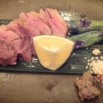 小石川 かとう - 鴨の炙り