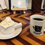 Yamaki COFFEE - まろやかプリンと中煎りコーヒー