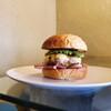 Brown Burger - 料理写真: