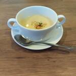 158255569 - コーンスープ