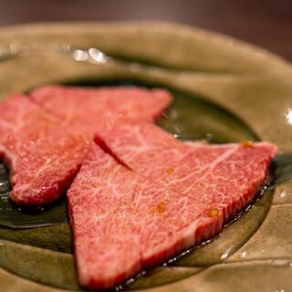 炭火焼肉 久 - 料理写真: