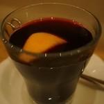 Cafe de Zaza - ホットワイン