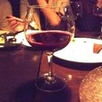 15826567 - 赤ワイン風ブドウジュース