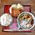 よしむら屋 - 料理写真:ちょっとしたお昼ご飯Aかしわの照焼