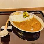 田そば - この小さな量がもっと食べた欲を増大させる・・・。