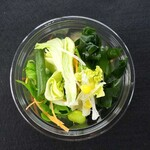 ぱんカフェ ブルーミング 阿倉川SS - 料理写真:サラダ